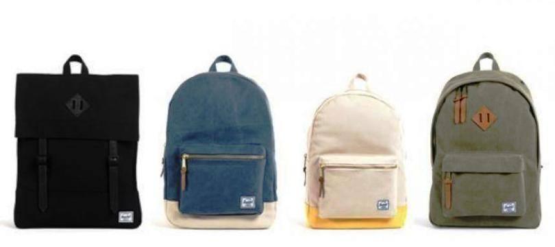 ba5e9432b5 6 sacs à dos pour le lycée au meilleur prix | MONCARTABLE