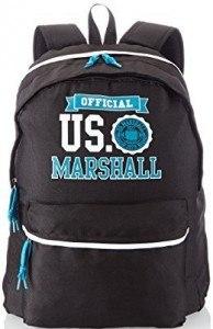 89e3b431b7 ... cartable à petit prix pour la rentrée scolaire ? Laissez-vous  surprendre par la qualité de ce sac à dos pour enfant proposé par la marque US  Marshall.