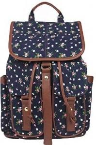dc9419e35c Les filles qui entrent au lycée seront à coup sûr conquises par ce modèle  de sac à dos pour femme. D'une taille idéale, c'est un sac au style féminin  facile ...